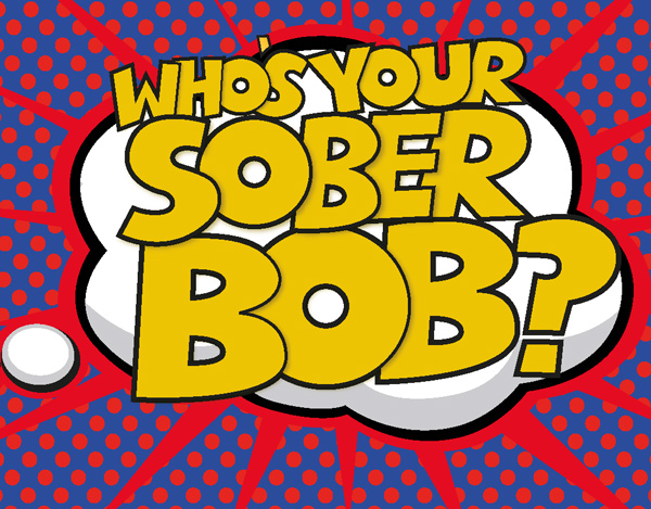 Sober Bob is your best mate this Christmas