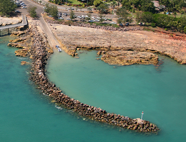Nightcliff Boat Ramp Temporary Closure