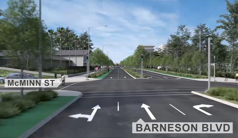 Barneson Boulevard