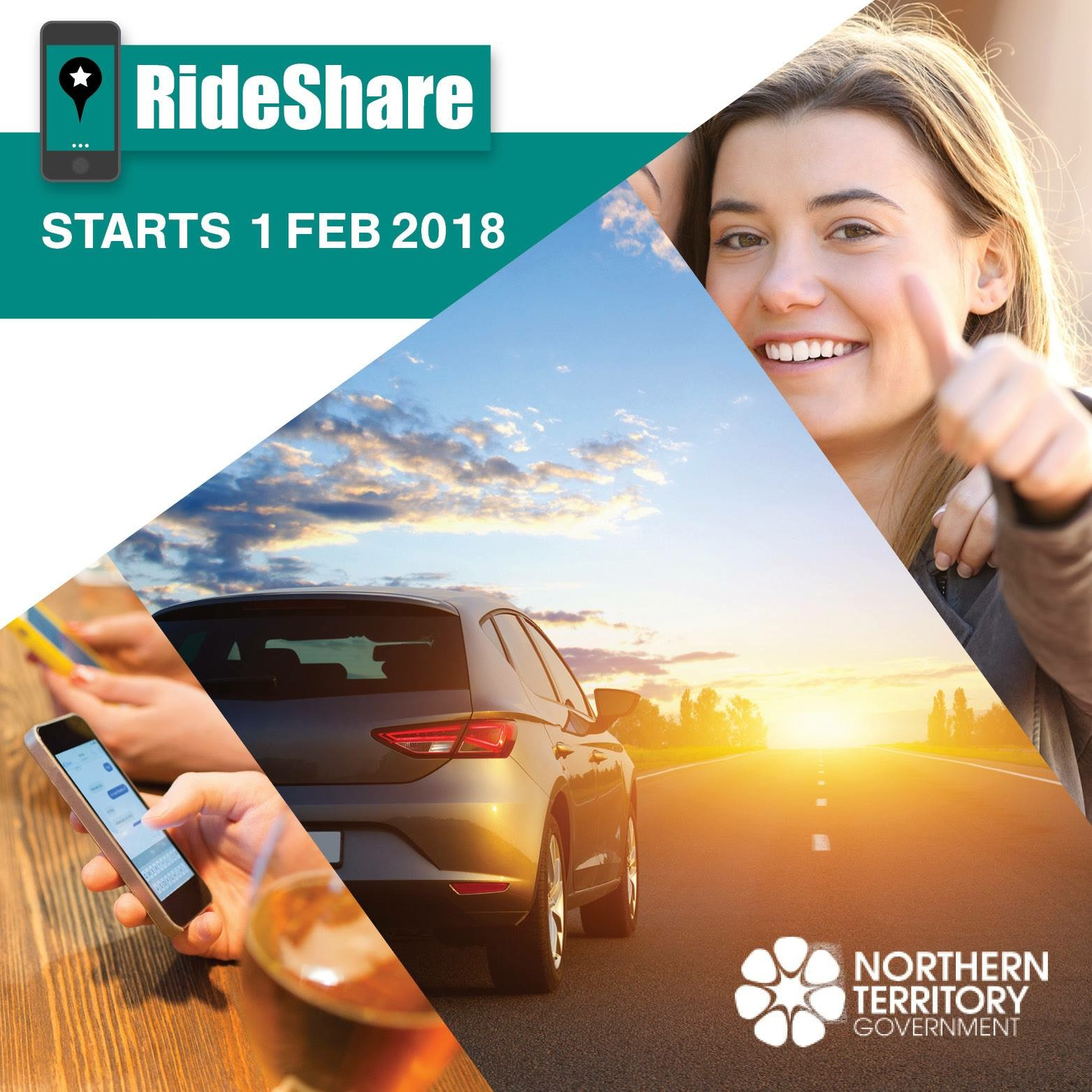 Rideshare Announcement