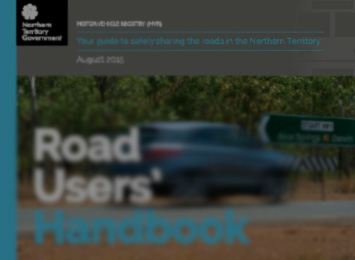 The NT Road Users' Handbook is a comprehensive guide for all drivers.