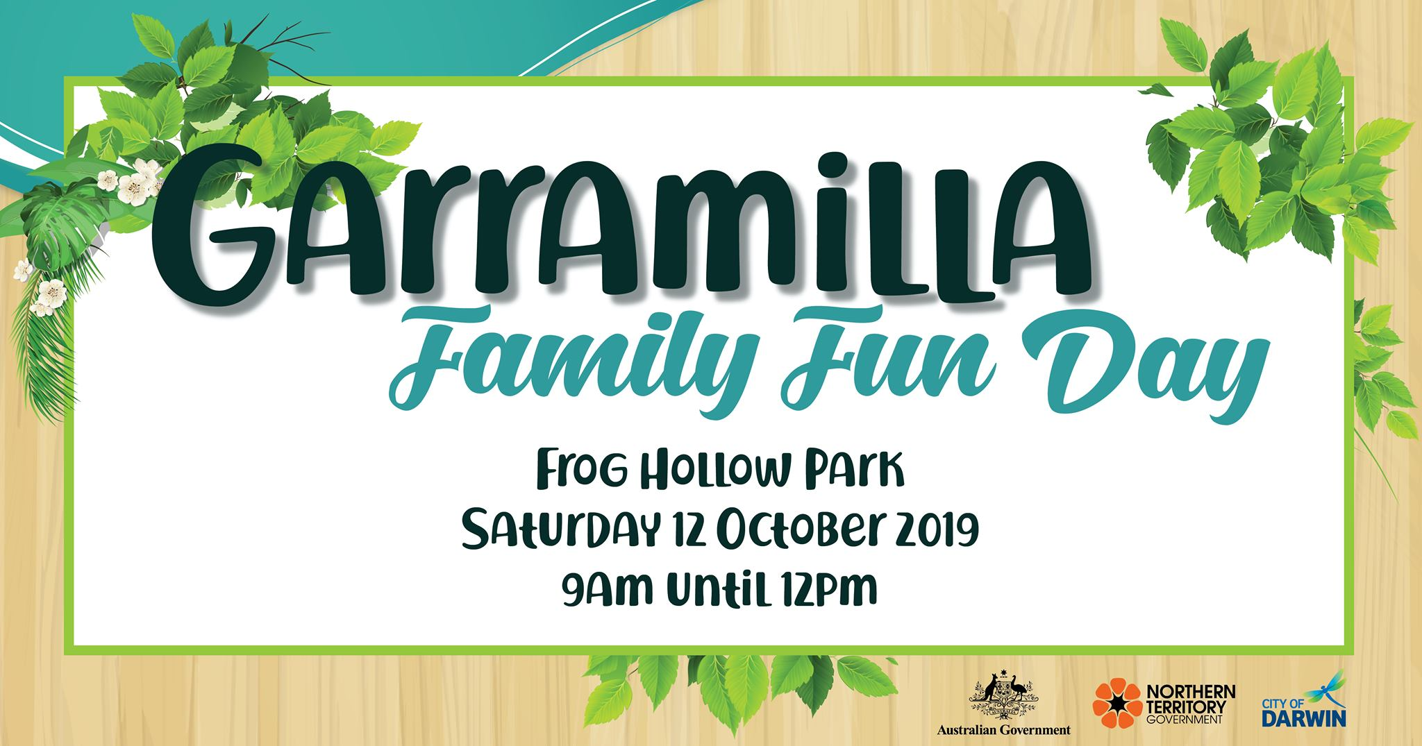 Garramilla Boulevard - Free family fun day