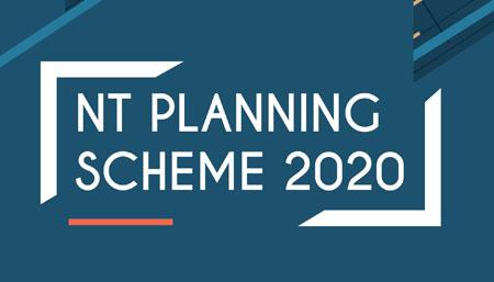 NT Planning Scheme 2020