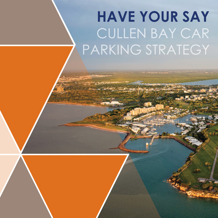 Have your say about parking at Cullen Bay