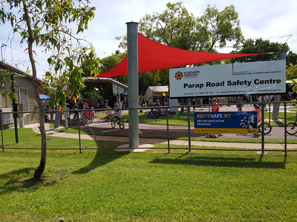 Parap Road Safety Centre Closure