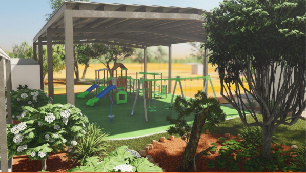 Tennant Creek region schools - Ali Curung, Murray Downs and Canteen Creek playground upgrades