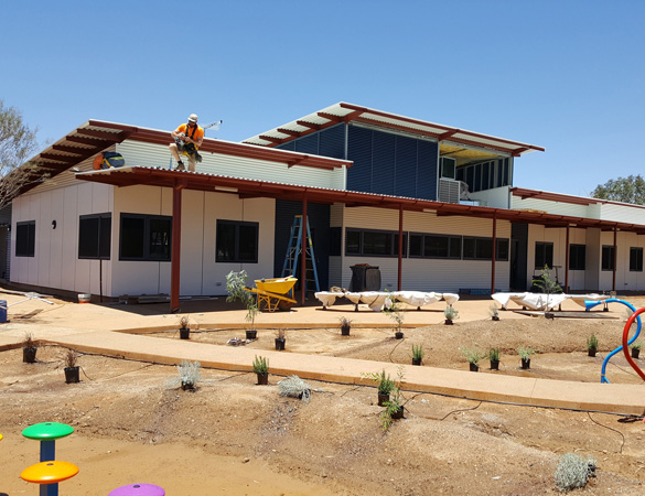 Acacia Hill School Upgrades