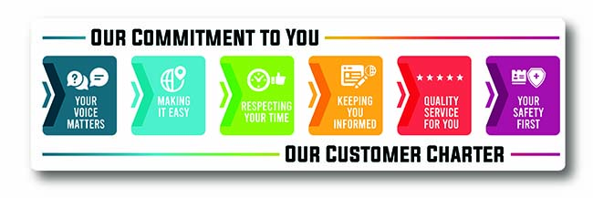 DIPL Customer Charter